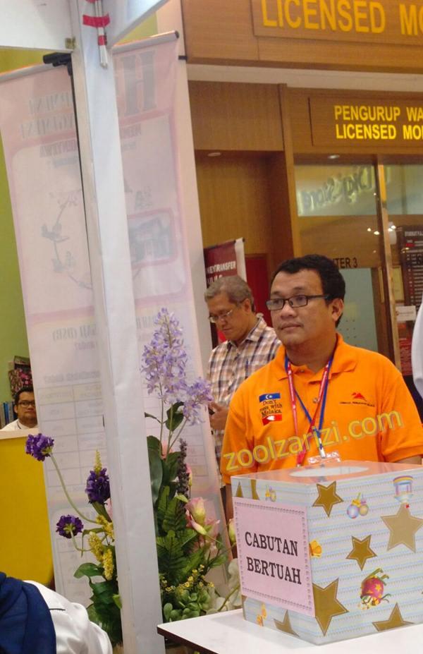 Selesai sudah Ekspo Rumah Mampu Milik Peringkat Negeri Melaka 2015