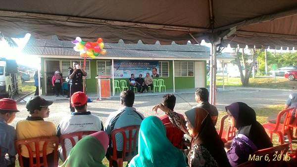 Program NBOS mencegah denggi peringkat komuniti Taman Maju, Jasin