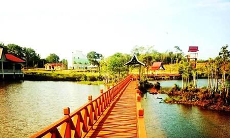 Lawat Taman Tasik Ekstrem Chinchin, Buat Team Projek