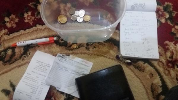 Cuti untuk menguruskan kewangan, Laptop perlu ditukar