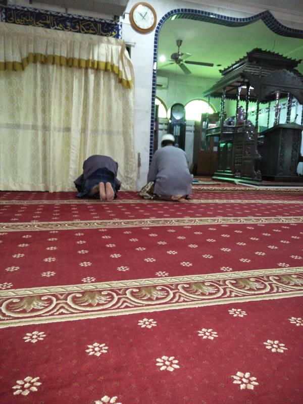 masjid kuala linggi
