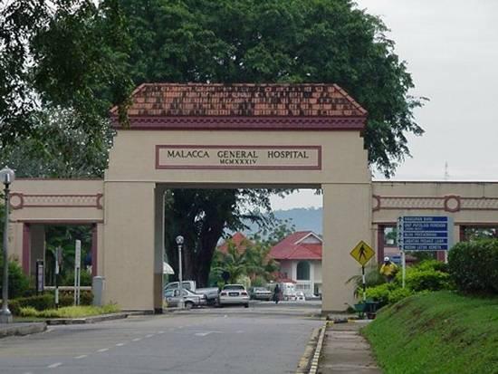 Hantar Anak Ke Hospital Pediatrik Melaka