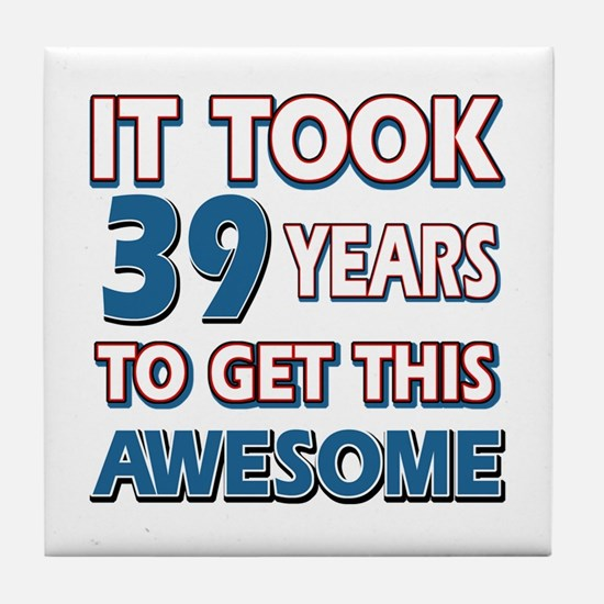 Selamat Hari Lahir ke 39