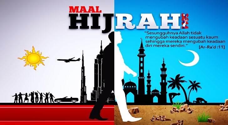 Maal Hijrah 1440H – Apa yang perlu ku capai