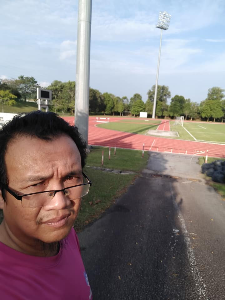 Berlari di UTeM