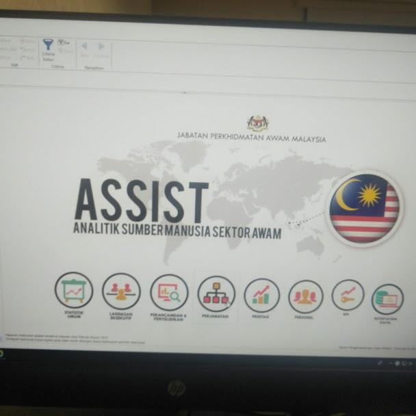 Ke Jabatan Perkhidmatan Awam Kursus ASSIST dan Lawatan ke Perbadanan Kemajuan Negeri Selangor