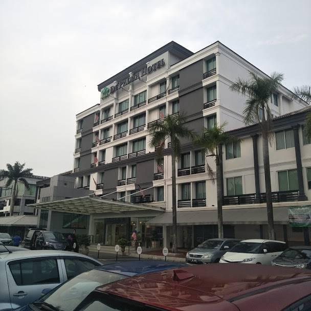 SKT di Hotel ,Rumah Kahwin di Shah Alam, Menginap di Hotel De Palma