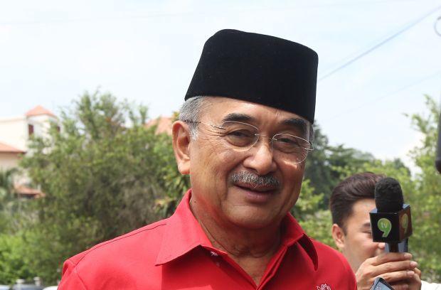 Adakah Datuk Ali Rustam bakal menjadi TYT Melaka ?