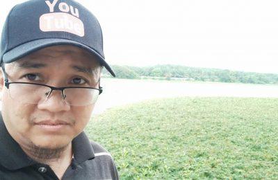 Pergi Kenduri Tahlil Arwah Mak Ngah dan Singgah ke Kolam Takungan Empangan Machap