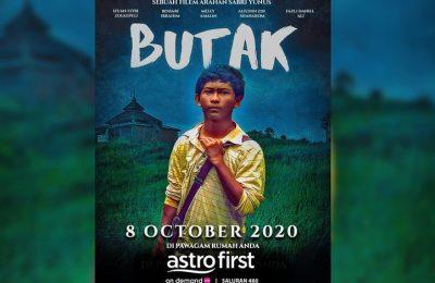 Review Filem Butak