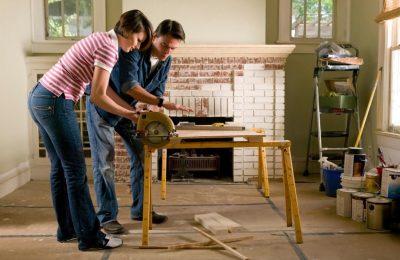Rumah Bakal Di Renovate : Pasang Pagar Baharu