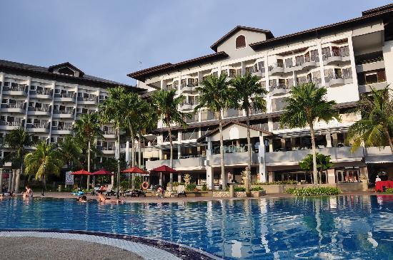 Bengkel Sasaran Kerja Tahunan 2016 di Thistle Hotel, Port Dickson