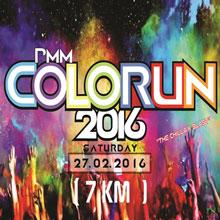 Sertai Larian PMM Color Run 2016