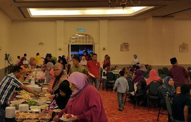 Majlis Iftar, CSR Jabatan, Kursus MyMesyuarat, Anak Berjalan