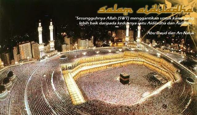 Selamat Hari Raya Aidiladha 1440H