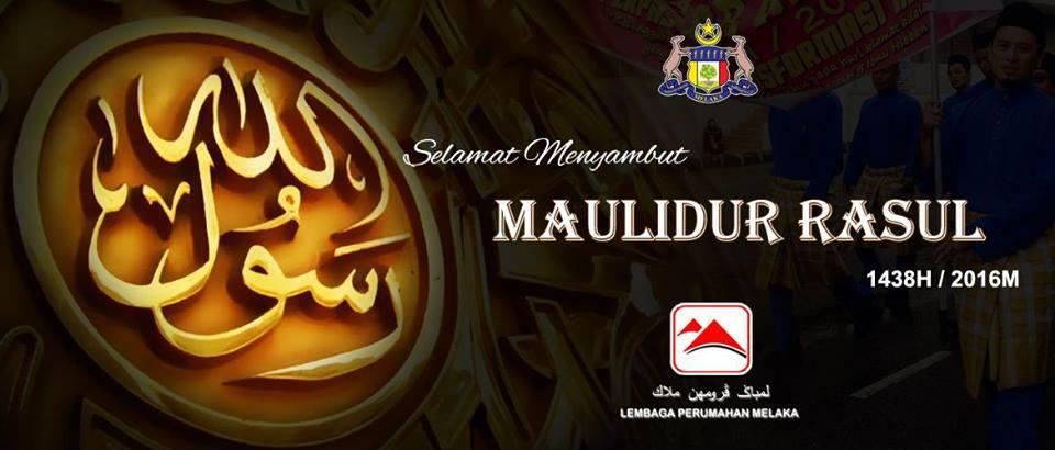 Ceramah AKPK, Perarakan Maulidul Rasul Peringkat Negeri Melaka
