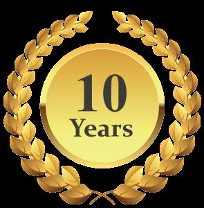 10 tahun dalam arena blog