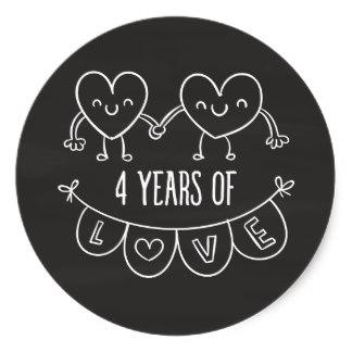 4 Tahun Usia Perkahwinan