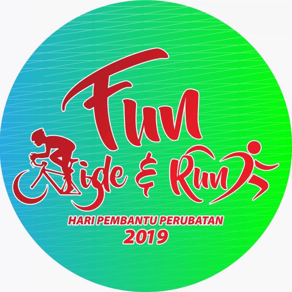 Layan Larian Fun Ride & Run Hari Pembantu Perubatan 2019 Melaka