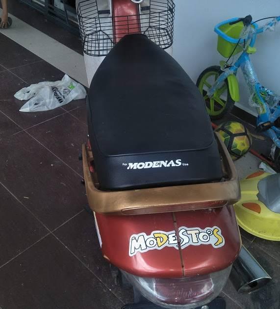Layan Motosikal Kriss