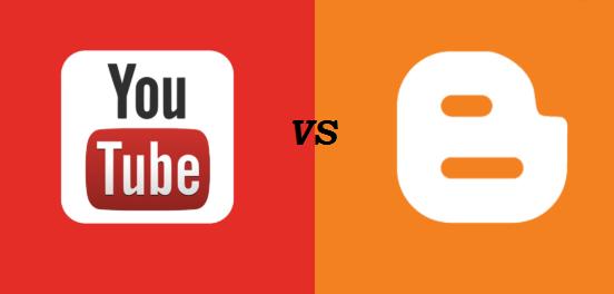 Persamaan Antara Blogger dan Youtuber