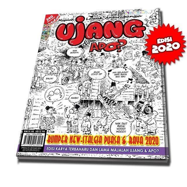 Ulasan Bumper Majalah Ujang & Apo 2020? – New-Stalgia Raya