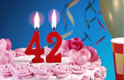 Channel Yang Memberi Sokongan Sempena Hari Lahir ke 42