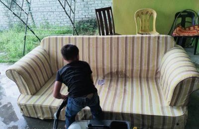 Basuh Sofa Fella Design | Nak Jual Sofa ni juga